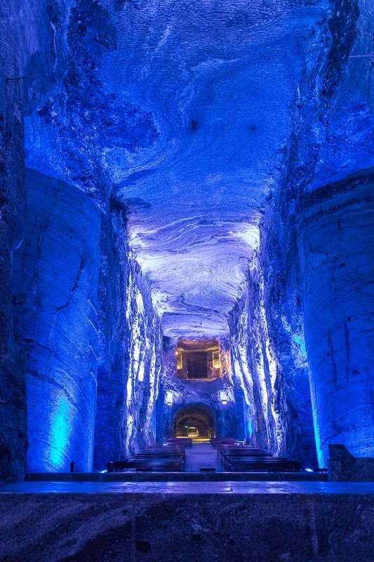 Salt Cathedral of Zipaquirá